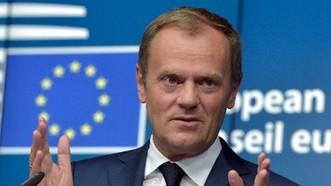 Chủ tịch Hội đồng châu Âu (EC) Donald Tusk. Ảnh: AP