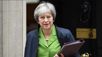 Thủ tướng Anh Theresa May. Ảnh: Time
