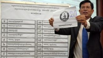 Campuchia bắt đầu chiến dịch vận động tranh cử Quốc hội