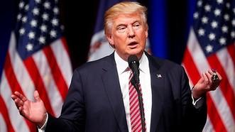 Tổng thống Mỹ Donald Trump