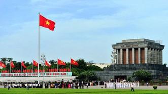 Từ hôm nay 16-8: Mở cửa trở lại Lăng Chủ tịch Hồ Chí Minh