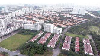Hồ sơ nhà đất giải quyết nhanh giúp thành phố phát triển nhanh, bền vững siêu đô thị thông minh, hiện đại. Ảnh: CAO THĂNG
