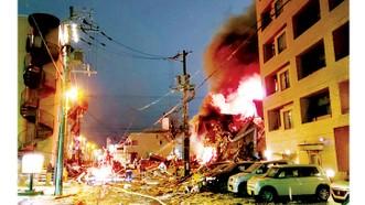 Nhật Bản: Nổ nhà hàng ở Hokkaido, hơn 40 người bị thương