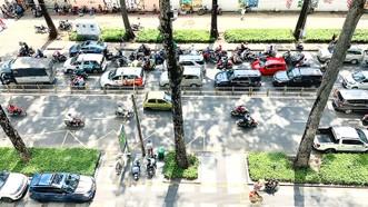 Nền tảng cho giao thông thông minh