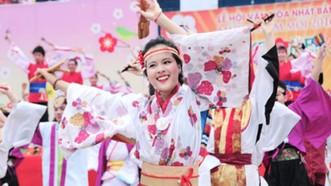 Lễ hội văn hóa Nhật Bản