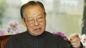 Ông  Kim Jong-pil đảm nhận cương vị thủ tướng 2 lần trong lịch sử Hàn Quốc. Ảnh: Yonhap