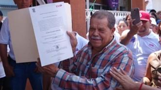Ông Eliseo Delgado Sanchez. Ảnh: Revista Alcaldes de México