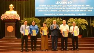 TPHCM công bố bộ sách về Mặt trận, Liên minh và Chính phủ Cách mạng