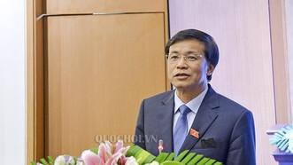 Tổng Thư ký Quốc hội Nguyễn Hạnh Phúc cho biết, dự kiến, Kỳ họp thứ 6, Quốc hội khóa 14 sẽ khai mạc ngày 22-10 và làm việc trong 24 ngày