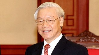 Tại Hội nghị Trung ương 8, Ban Chấp hành Trung ương Đảng đã thống nhất rất cao (100%) giới thiệu đồng chí Nguyễn Phú Trọng - Tổng Bí thư Ban Chấp hành Trung ương Đảng để Quốc hội bầu giữ chức vụ Chủ tịch nước