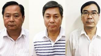 Bắt tạm giam 3 bị can Nguyễn Hữu Tín, Đào Anh Kiệt và Trương Văn Út