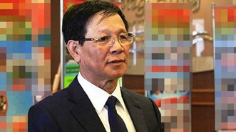 Ông Phan Văn Vĩnh phải nằm viện điều trị