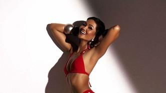 H'Hen Niê tung bộ ảnh bikini nóng bỏng trước thềm bán kết Miss Universe 2018
