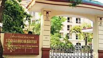 Bộ Quốc phòng trả về Sơn La, Hòa Bình 7 thí sinh có điểm thi gian lận