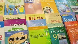 110 triệu bản sách giáo khoa cho năm học 2019 - 2020