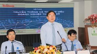 Các đại biểu tham dự hội thảo ngày 23-7. Ảnh: THI HỒNG