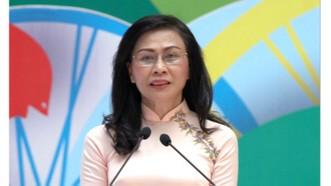Bí thư Thành ủy TPHCM Nguyễn Thiện Nhân viếng Phó Chủ tịch UBND TPHCM Nguyễn Thị Thu