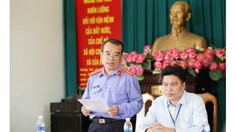 Viện Kiểm sát Nhân dân huyện Cần Giờ xin lỗi người sửa xe bị truy tố oan