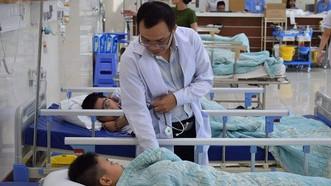 21 học sinh nhập viện cấp cứu sau bữa trưa tại nhà cô giáo