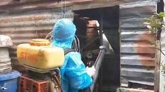 Dịch sốt xuất huyết tăng mạnh ở Đồng Nai