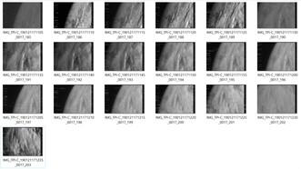 Những bức ảnh đầu tiên do vệ tinh MicroDragon chụp
