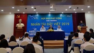 Phát động Giải thưởng Nhân tài Đất Việt 2019