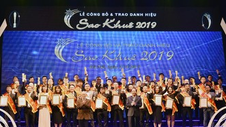 94 sản phẩm, dịch vụ CNTT xuất sắc được trao danh hiệu Sao Khuê 2019