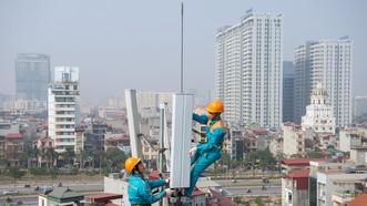 Viettel đang đẩy nhanh tiến độ phủ mạng 4G tốc độ cao trên cả nước