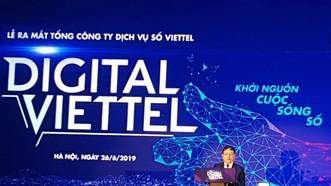 Viettel đạt 21.300 tỷ đồng lợi nhuận trong nửa đầu năm 2019
