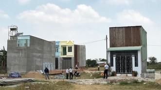 Huyện ủy Bình Chánh kỷ luật nhiều tổ chức đảng, đảng viên vi phạm về đất đai, xây dựng