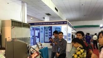 Hơn 200 gian hàng tham gia triển làm quốc tế ngành điện, máy móc công nghiệp