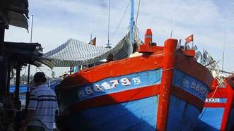 Quảng Ngãi: Chưa thực hiện lắp đặt thiết bị giám sát hành trình tàu cá