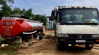 Phương tiện vận chuyển, pha chế của 2 đối tượng Bùi Đình Chương và Nguyễn Minh Hiệp.