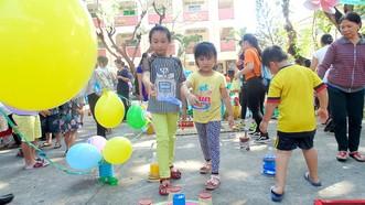Nhộn nhịp các khóa học hè cho trẻ