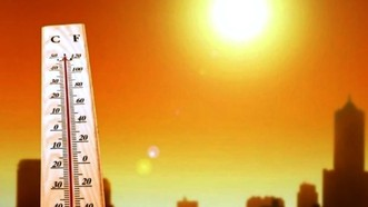 Nắng nóng gay gắt trong dịp nghỉ lễ, nhiệt độ phổ biến 37-39°C
