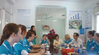 市教育與培訓廳:接待外國團的教育單位須向廳級報告。(示意圖源:互聯網)