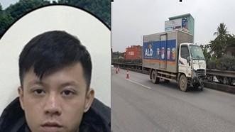 左圖為梁文心司機;右圖為肇事卡車。(圖源:互聯網)