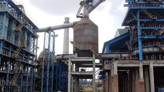 圖為太原鋼鐵公司一瞥。(圖源:互聯網)