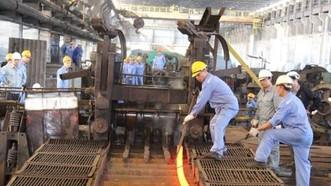 鋼鐵產品是我國對柬埔寨的出口總額佔較高比例。(圖源:黃源)