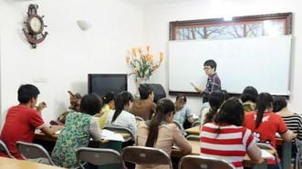 天恩外語中心開辦免費華文班。(圖源:天恩外語中心)