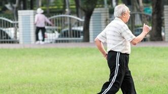 研究表明健步如飛的人或能多活 15 年。(示意圖源:互聯網)