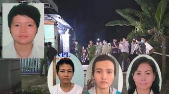 平陽省毀屍滅跡案4嫌犯被起訴