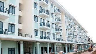 加強公寓住房管理措施。(示意圖源:互聯網)