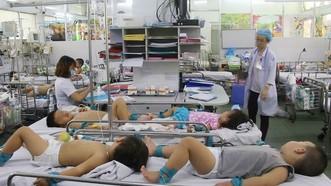 衛生防疫中心:登革熱病例同比增3.2倍。(圖源:德陳)