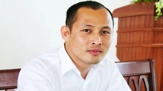 公理建築貿易旅遊有限責任公司副總經理蘇公理。(圖源:保安)