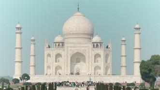 印度著名景點泰姬陵。(圖源:互聯網)