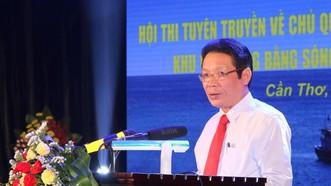 Hội thi Tuyên truyền về chủ quyền và phát triển bền vững biển đảo Việt Nam