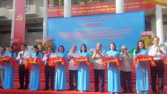 """Triển lãm ảnh """"50 năm thực hiện Di chúc của Chủ tịch Hồ Chí Minh"""""""