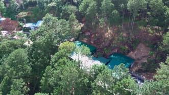 """Hơn chục căn nhà trái phép """"mọc"""" trong rừng thông ở Đà Lạt"""