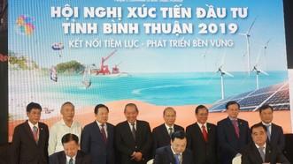 Tỉnh Bình Thuận trao Quyết định chủ trương đầu tư cho các nhà đầu tư